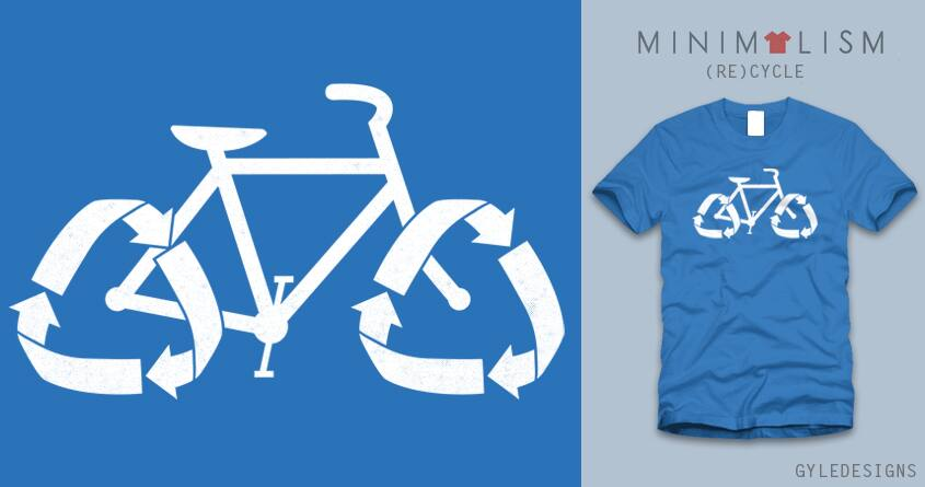 (re)cycle by GyleDesigns on Threadless