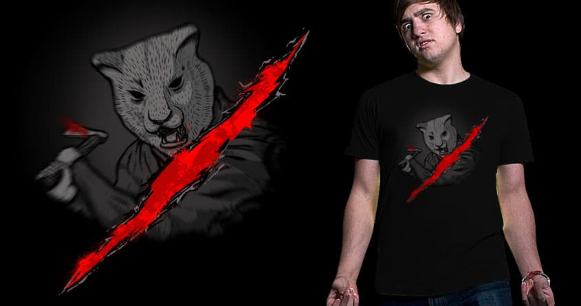 Slasher by eQuivalent on Threadless