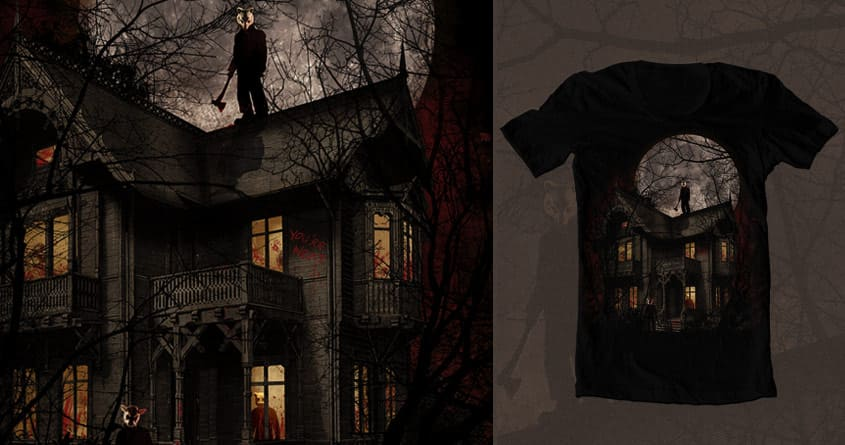 No Place To Hide, Home Sweet Home by 38Sunsets on Threadless
