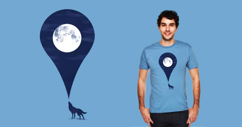 Right place tonight by ppmid on Threadless