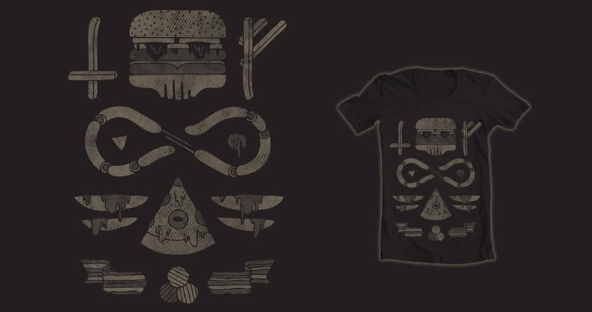 Fast Food Occult by againstbound on Threadless