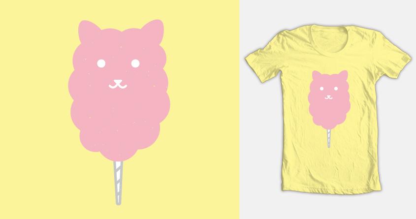Kitten Candy by agus_design on Threadless