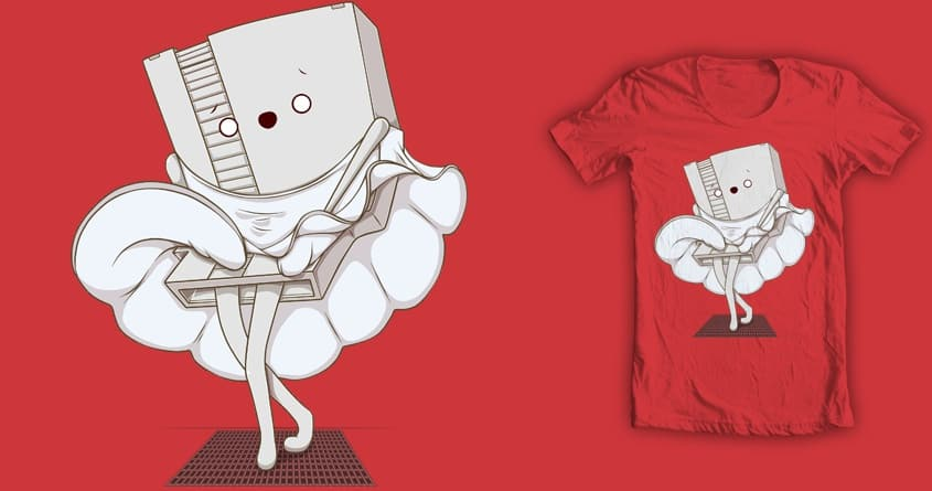 That Wind Blows by jinshio on Threadless