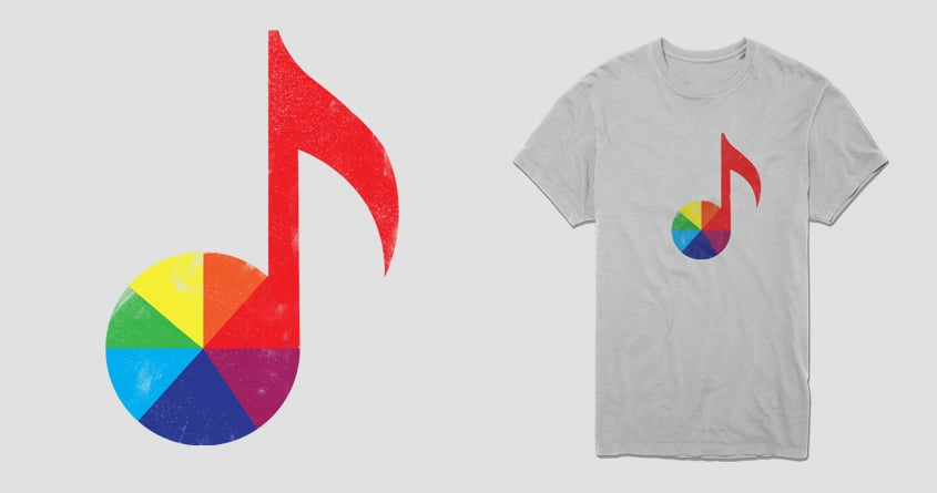 Music Theory by digitalcarbine on Threadless