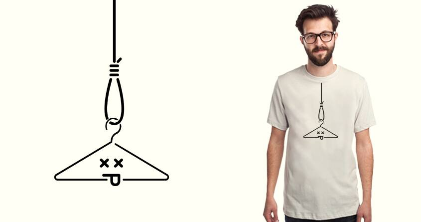 hanged by osaze on Threadless