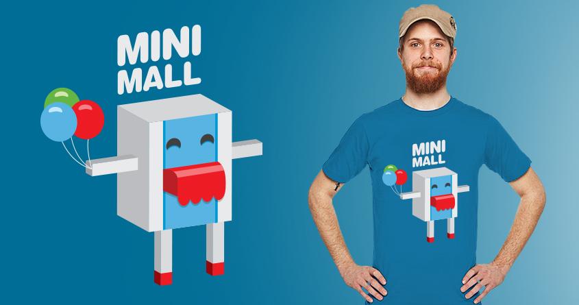 Mini Mall by janamis on Threadless