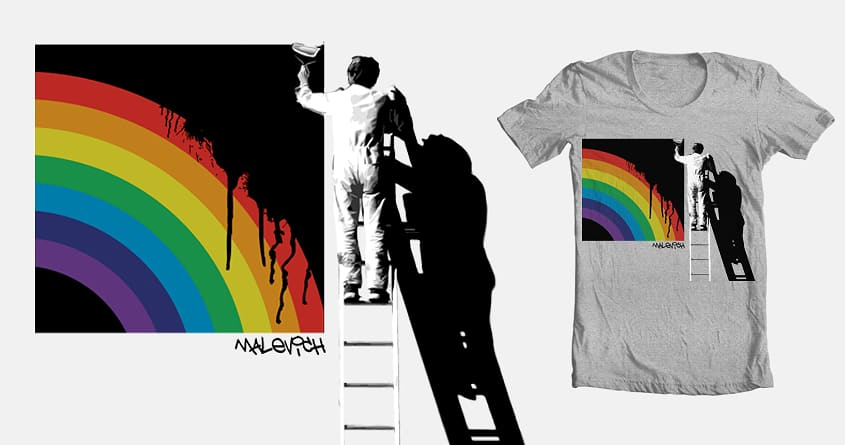 The Painter by Susan Wagon on Threadless