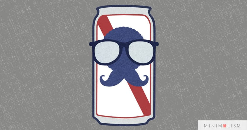 Hipster Fuel by Underdawg on Threadless