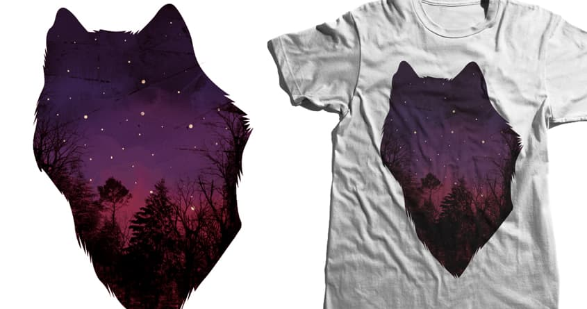 Guardian of the Woods by dandingeroz on Threadless