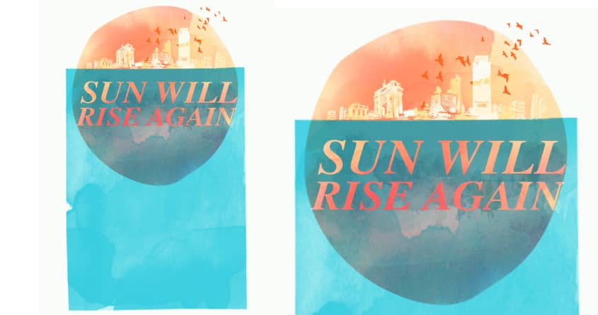 SUN WILL RISE AGAIN by dandingeroz on Threadless
