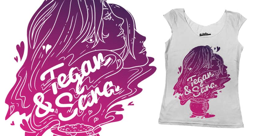 Love Potion by TheInfamousBaka and amaara on Threadless
