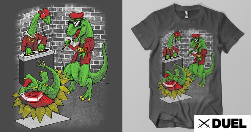 Old School by Musarter on Threadless