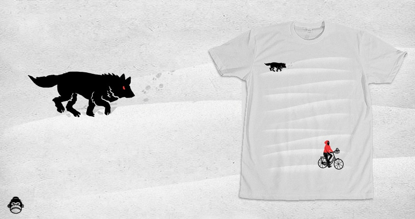 Hills by alexmdc on Threadless