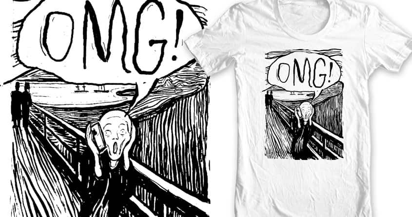 OMG!!!! by robbielee on Threadless