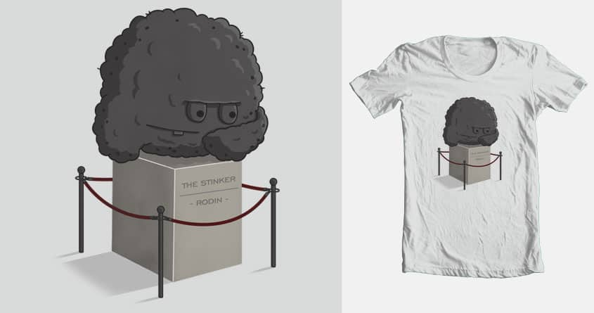 The Stinker by P0ckets and goliath72 on Threadless