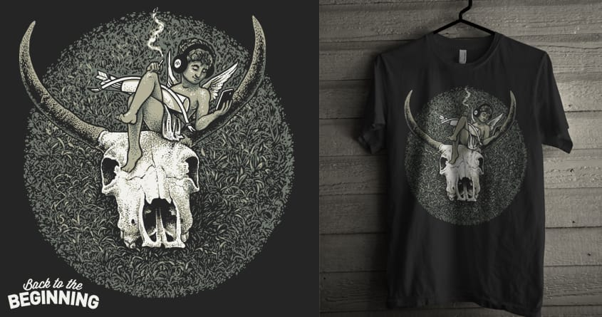 Love and Death by Mr Rocks on Threadless