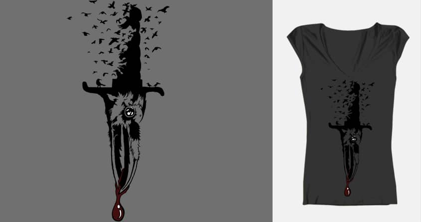 Murder of Crows by kevin.jones.1272010 on Threadless