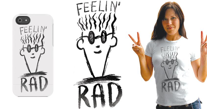 RAD by JIMDAHOUSECAT on Threadless