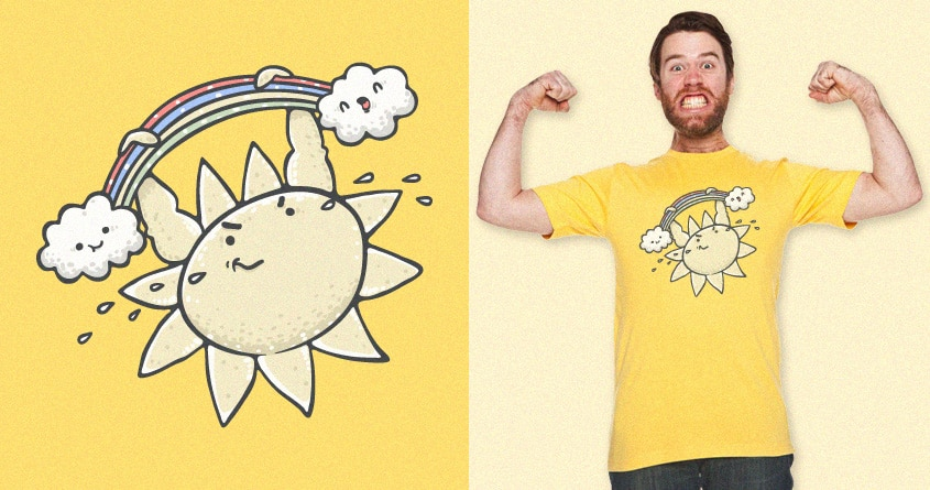 Daily workout by Robo Rat on Threadless