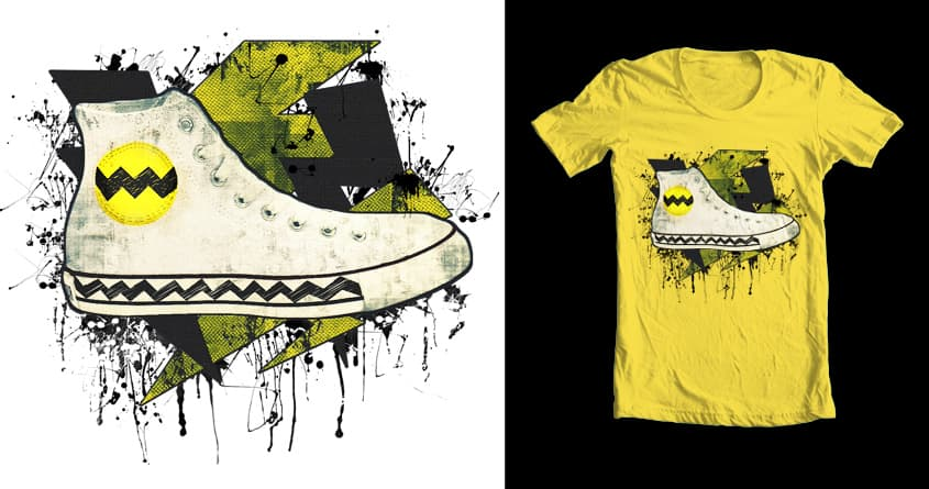 What's Up 'Chucks' by PolySciGuy and goliath72 on Threadless