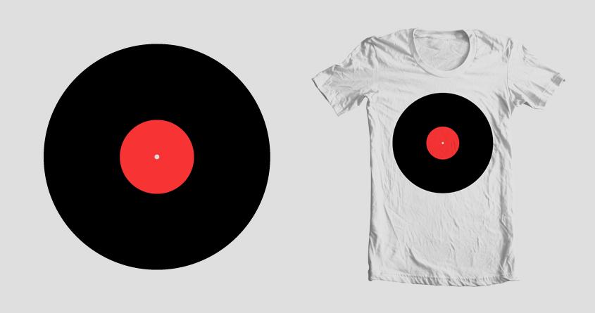 LP by Haasbroek on Threadless