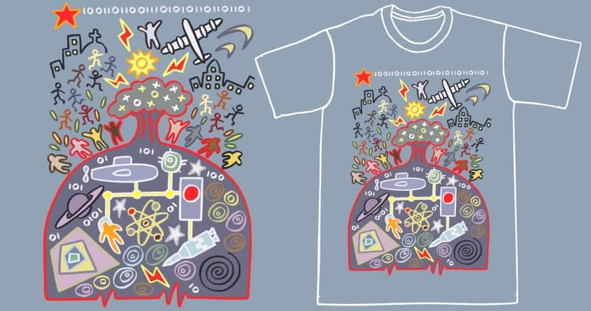 Jelly Baby Chronicles by deceptivepanther on Threadless