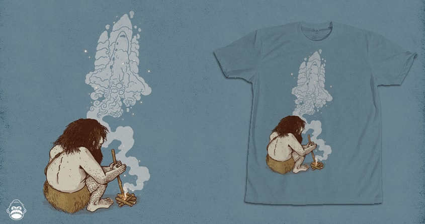 Step by Step by alexmdc on Threadless