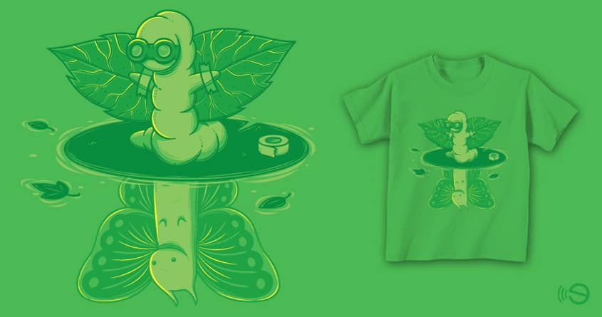 One day by gebe on Threadless
