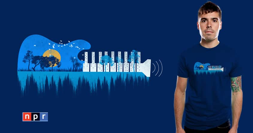 Soundscape by bandy on Threadless