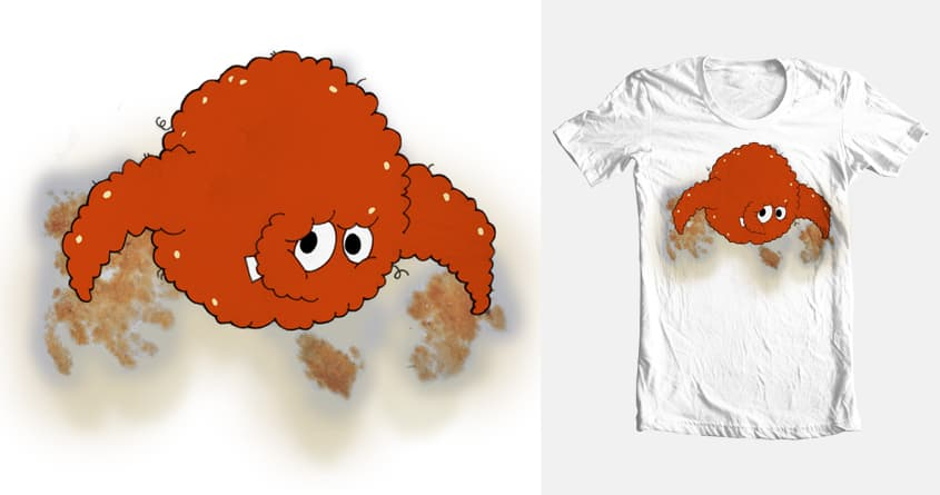 Meatwad grease by andy smoke on Threadless