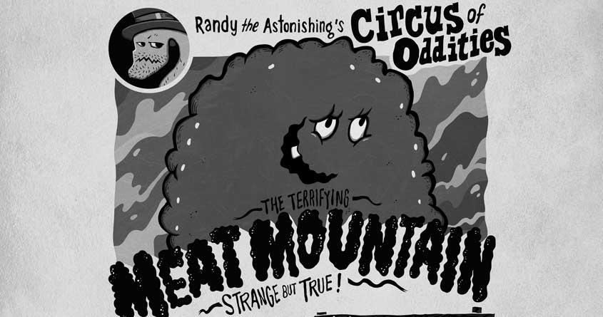 Circus of Oddities by hugodiaz on Threadless