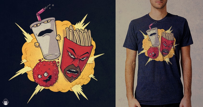 ATHF by alexmdc on Threadless