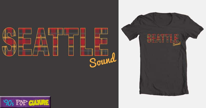 Seattle Sound by Mandygon on Threadless