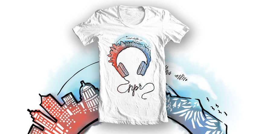 NPR: Plugged In by jlroush2 on Threadless