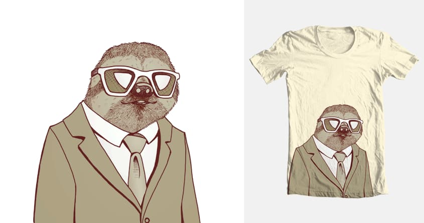 Business Time by juliankelly on Threadless