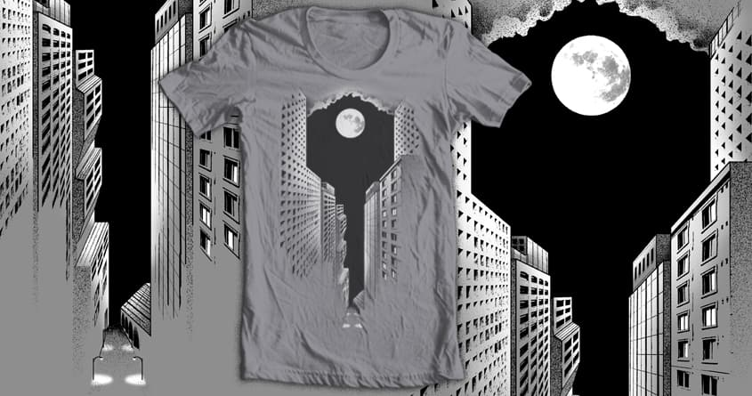 Key to the City by tomburns on Threadless