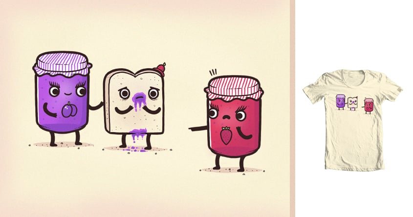 In a jam by randyotter3000 on Threadless