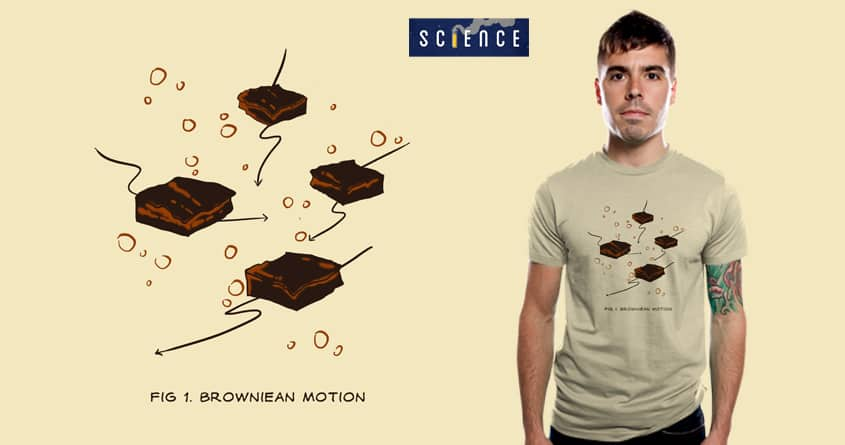 Browniean motion by bandy on Threadless
