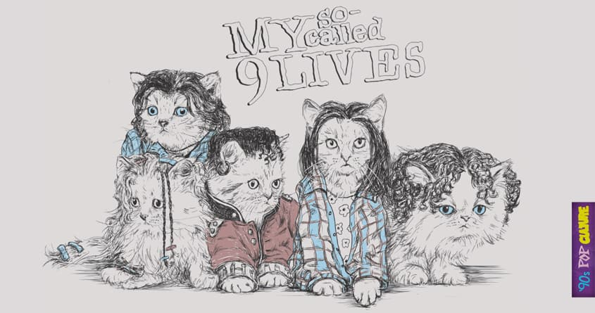 my so-called 9 lives by campkatie on Threadless