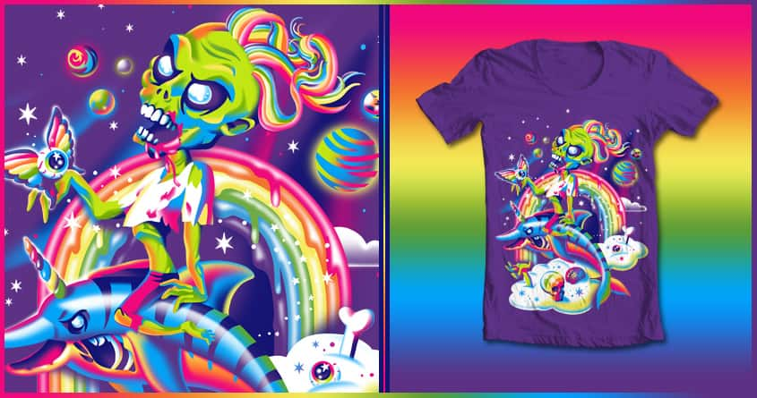 Rainbow Apocalypse by sonmi on Threadless
