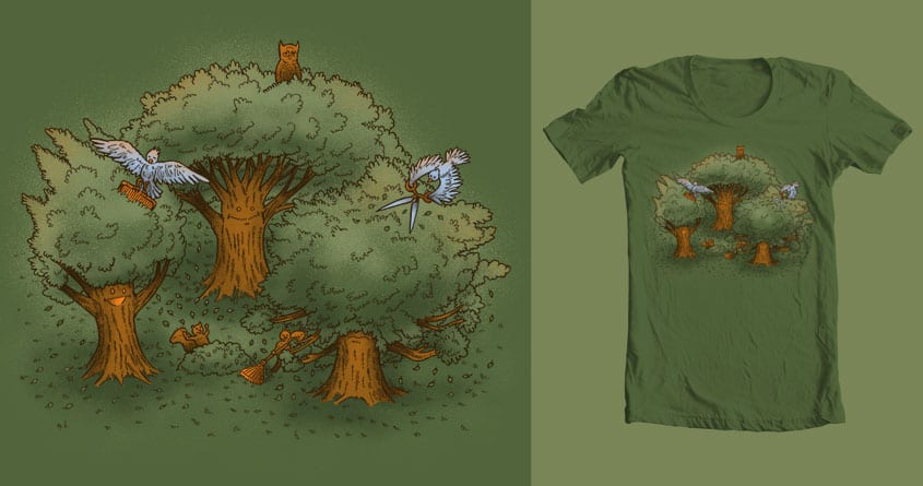 A New Look by nickv47 and Goto75 on Threadless