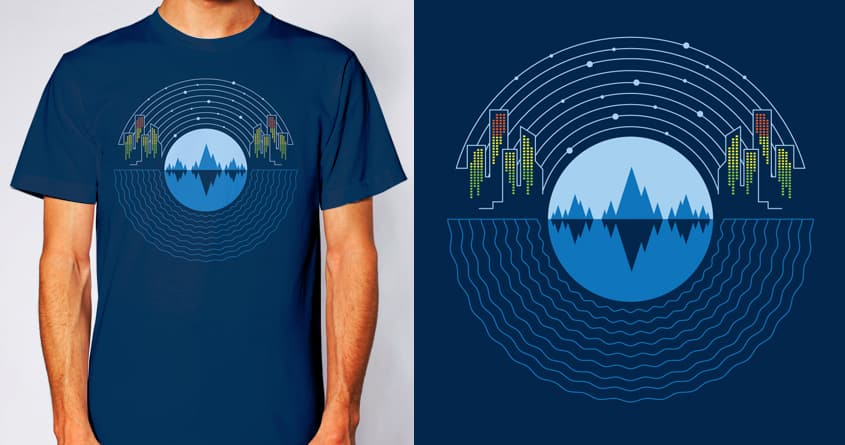 Soundscape by StevenT on Threadless