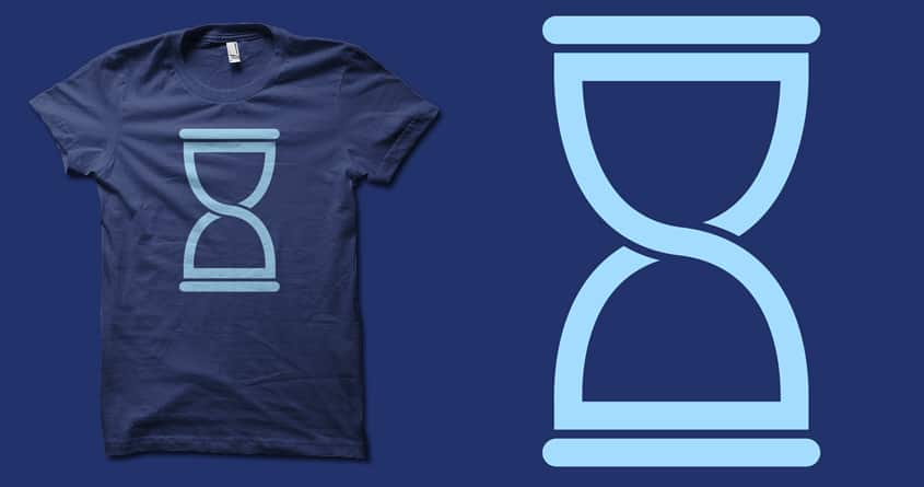 Inifinite Time by biotwist on Threadless