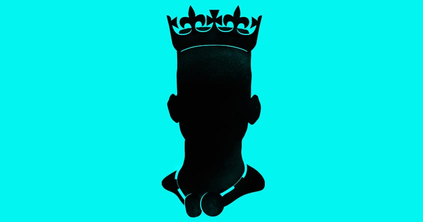 His Royal Freshness by selfsorter on Threadless