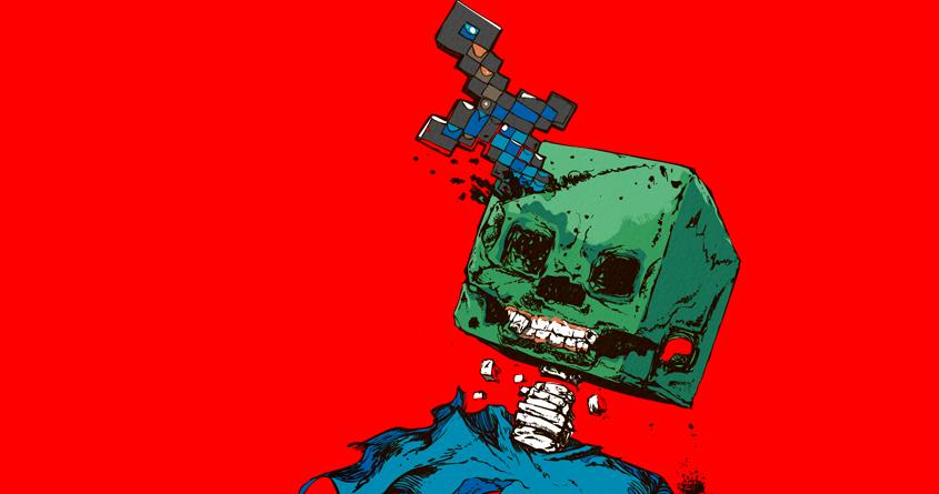 How to kill Zombies by huebucket on Threadless