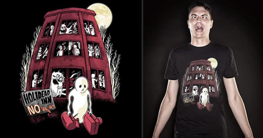 Holidead Inn by FRICKINAWESOME and Raulio on Threadless