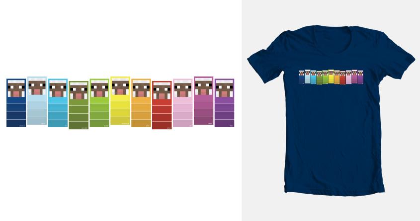 Breed the Rainbow by spindledesco on Threadless