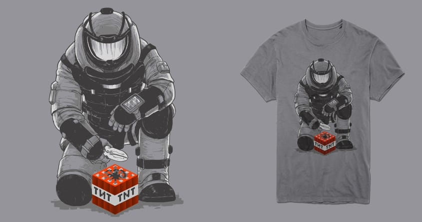 TNT Squad by digitalcarbine on Threadless