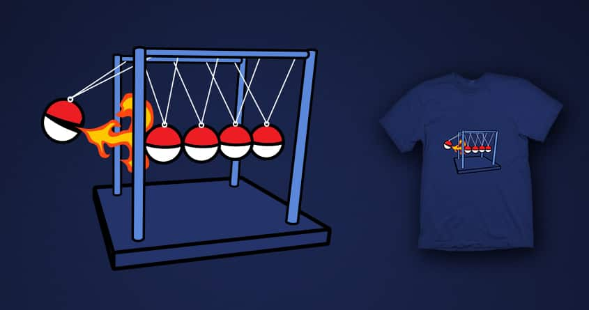 Gotta move 'em all by ntesign on Threadless