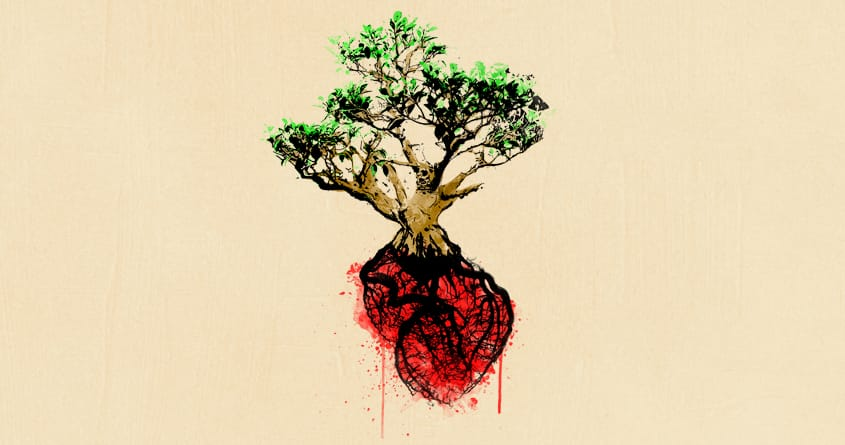 Love Your Roots by Evan_Luza on Threadless